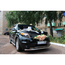 Автомобиль на Свадьбу! Ford Explorer 5., аренда авто на свадьбу Услуги