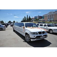 BMW X5, прокат лимузина на свадьбу Услуги