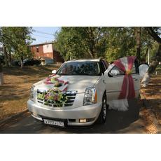 Cadillac Escalade, аренда авто на свадьбу Услуги