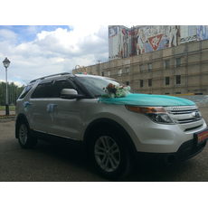 Ford Explorer, аренда авто на свадьбу Услуги