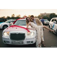 Крайслер 300С, аренда авто на свадьбу Услуги