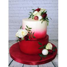 Аделя Михайлова, торты на свадьбу Декор