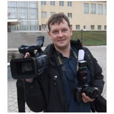 Видеограф Антон Ефимов
