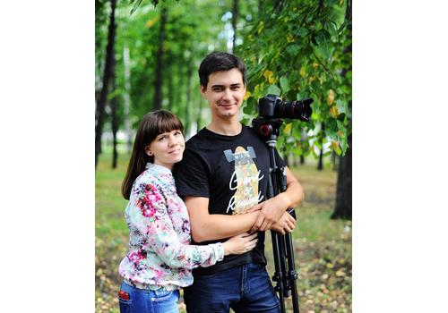 Видеограф Даниил Стрельцов