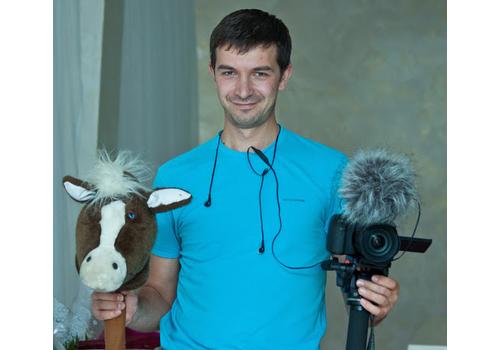 Видеограф Илья Антонюк