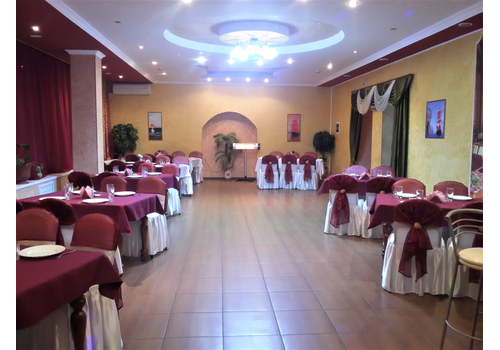 Ассоль, ресторан с банкетным залом в Стерлитамаке