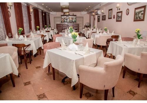 Ашкадар, ресторан с банкетным залом в Стерлитамаке