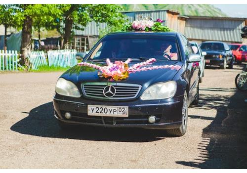 Mercedes-Benz S500, аренда авто на свадьбу Услуги